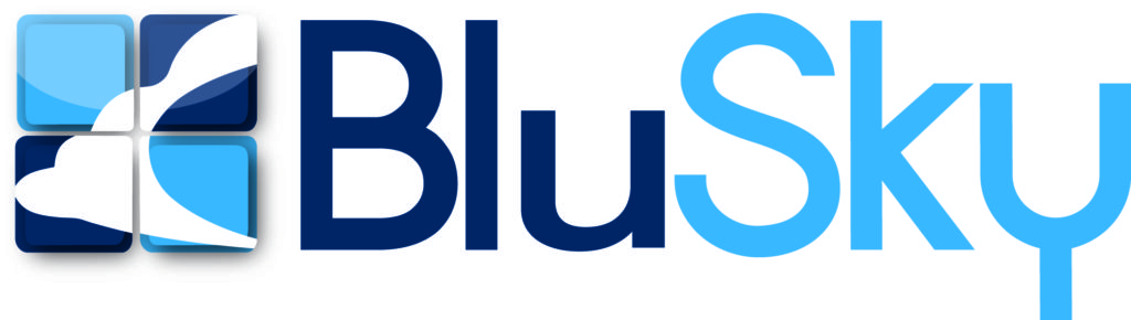 Image result for blu sky logo